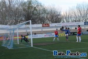 Un gran gol de Paco Tomás sirvió para ganar al Talavera.