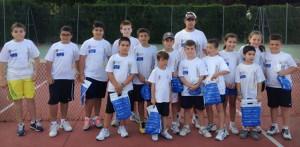 Escuela Tenis Almansa 2013