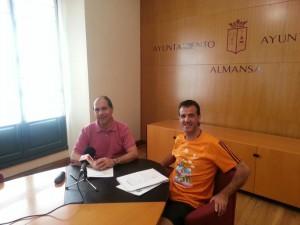 Pablo Ruiz y Pepe Gil