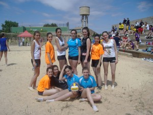 Voley Playa Cuenca-