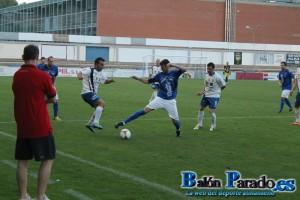 Oca marcó el gol almanseño en La Roda.