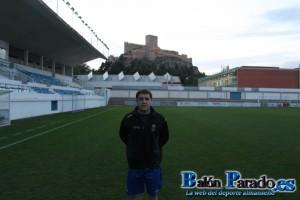 Juan Carlos Martinez entrenador del juvenil A