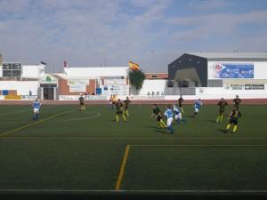 La U.D.Almansa en Socuellamos. (Temporada 2011-2012)