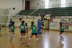 Las chicas del Cadete de la temporada pasada, formarán el Juvenil Regional (FOTO: Archivo)