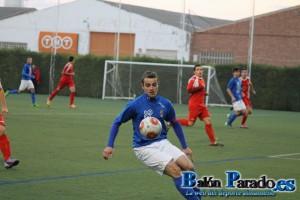 Coto con cuatro goles fue uno de los protagonistas del partido.