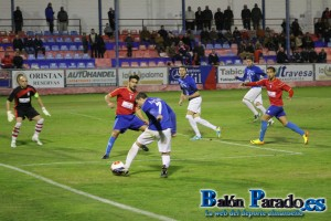 Gran partido del Almansa que pudo haberse llevado los tres puntos de Villarrobledo