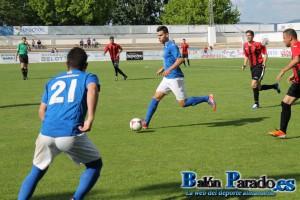 El joven almanseño consiguió 15 goles con la U.D.Almansa la temporada pasada.