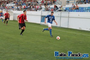 Oca cuajó una buena actuación y consiguió el gol de la victoria almanseña. (FOTO: Archivo)