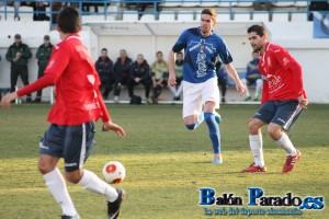 Alberto Oca marcó dos goles y brilló en la mediapunta.
