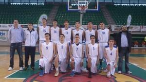 Selección CLM cadete, Nº 14 José Alberto García