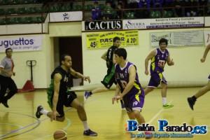 El CB Almansa y el Guadalajara ofrecieron un grandioso espectáculo de baloncesto.