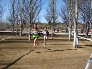 Los jovenes atletas almanseños cuajaron una buena actuación en La Roda. (FOTO: CODA Almansa)