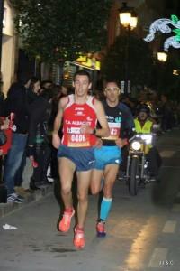 Carlos Villaescusa y Pedro Antonio Esteso