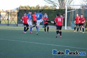 En el segundo tiempo el equipo almanseño atacó, pero con poco remate y escasa puntería.