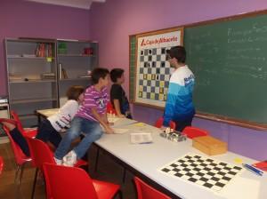 Escuela Club Ajedrez ALmansa