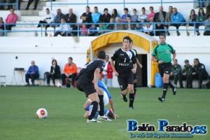 El Albacete B fue mejor en el primer tiempo y en media hora finiquitó el partido(FOTO: Archivo)