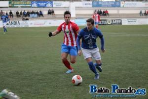 José Mari marcó los dos goles del Almansa en Casas Ibáñez. (FOTO: Archivo)