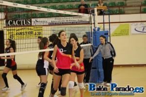Laura Navarro irá este fin de semana a la concentración de la Selección Cadete Regional en Guadalajara. (FOTO: Archivo)