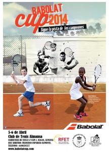Cartel Regional Infantil-