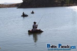 Imagen correspondiente a la I Jornada de Pesca Deportiva. (FOTO: Archivo)