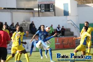 El Almansa lo intentó hasta el final, pero no hubo acierto de cara a gol.