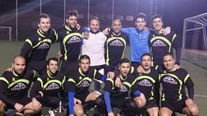El equipo Campeón fue Astilleros Astondoa