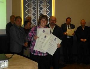 Beatriz Laparra fue la triunfadora del acto.