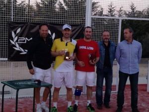 Padel Torneo Fiestas-