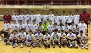 Preselección Infantil Voleibol-