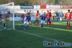 El gol de José Carlos fue el comienzo de una gran remontada.