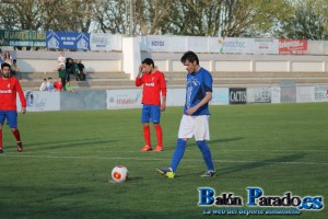 Pablo García forzó el penalti y culminó la remontada al Villarrobledo.