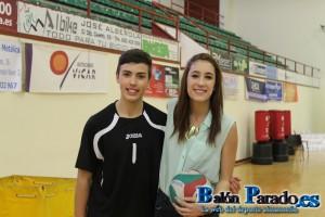 Juan y Laura están muy ilusionados con su participación en el Campeonato de España