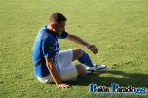 Lo peor del partido fue la lesión de Víctor Martí