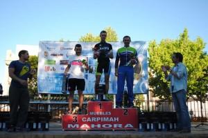 El podio de Mahora