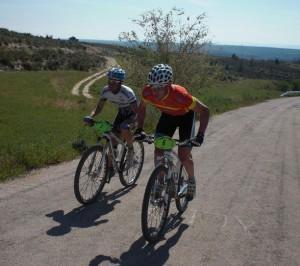 Carpena y Madrona mantienen una bonita lucha por el Circuito Provincial