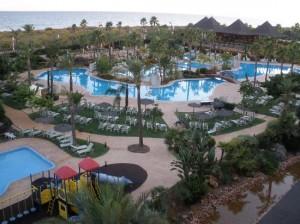 El Hotel cuenta con magníficas instalaciones