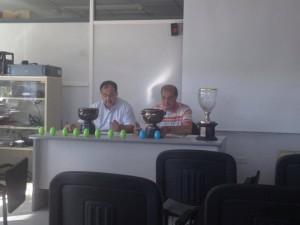 El sorteo se celebraba en la sede de la Federación de Fútbol de Castilla-La Mancha