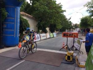 Madrona entró segundo en Nerpio (FOTO: Prodepor)