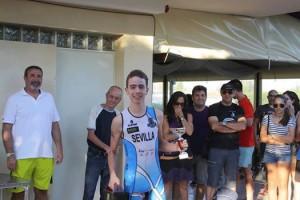 Miguel Ángel fue el mejor Junior en Caudete.