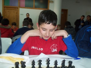 Emilio ha arrancado bien el Campeonato de España