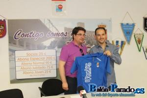 Sergio Inclán comenzará a trabajar el lunes con la plantilla almanseña
