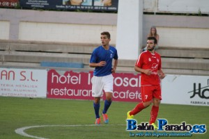 El joven centrocampista Camarasa, gustó mucho el pasado sábado frente al Ontinyent.