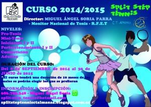 Cartel Curso 2014-2015