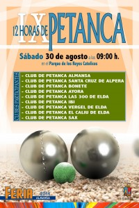 Cartel Petanca Feria 2014 (1)