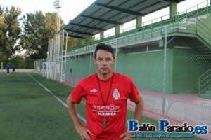 Antonio Carlos Mora está al frente del Juvenil de la Escuela de Fútbol Base.