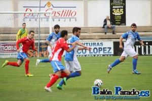 Alexandre completó un buen partido en Manzanares (FOTO: Archivo)