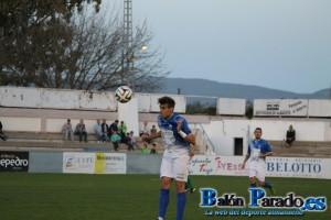 Abengózar marcó el gol del empate en el minuto 83