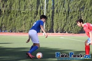 Sergio marcó el segundo gol en Quintanar. (FOTO: Archivo)