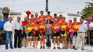 rutabttpaterna2014 podio ganadores Cto Esp Xcm