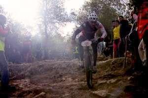 Javier Gómez Carpena hizo 6º en la prueba de Chinchilla. (FOTO: Javier Gómez Carpena)
